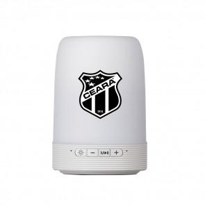 Caixa de Som Multimídia com Porta Caneta e Luminária Ceará