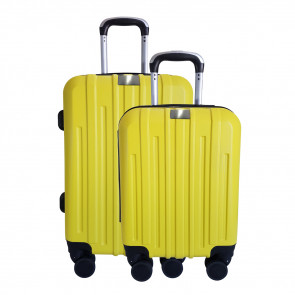 Mala Veneza Amarelo Kit