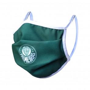 Máscara Palmeiras Unitária Mod 1 Verde