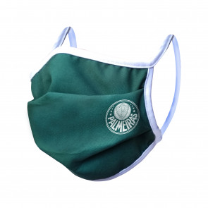 Máscara Palmeiras Unitária Mod 2 Verde