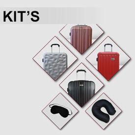 Kits para viagem